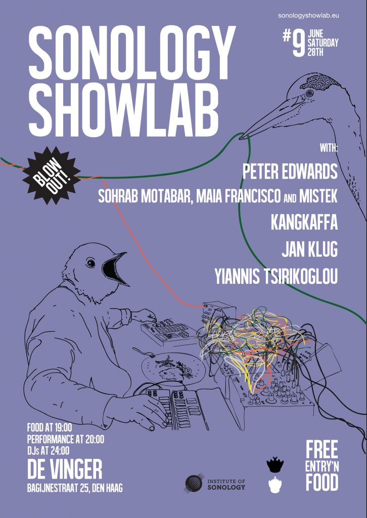 sonology showlab #5